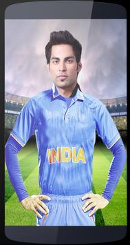 Cricketer Dress Changer screenshot 2