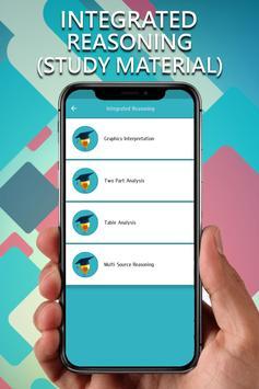 GMAT 2019 Preparation - Mock Test Paper & Syllabus screenshot 3