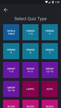 Periodic Table syot layar 4