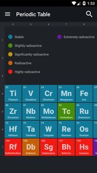 Periodic Table syot layar 7
