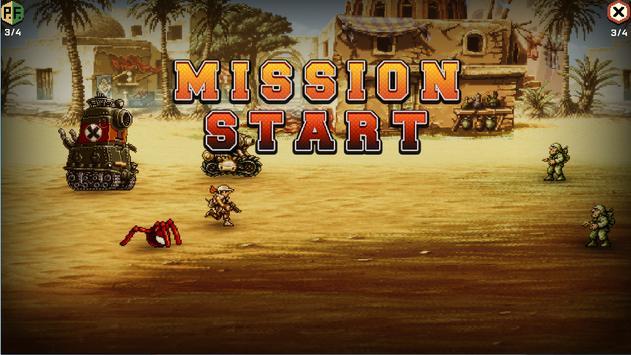 Metal Slug : Commander screenshot 2