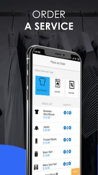 Dry Cleaning Madezy User screenshot 2