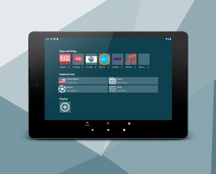 ClickTV: Video On Demand & IPTV Player M3U PRO screenshot 10
