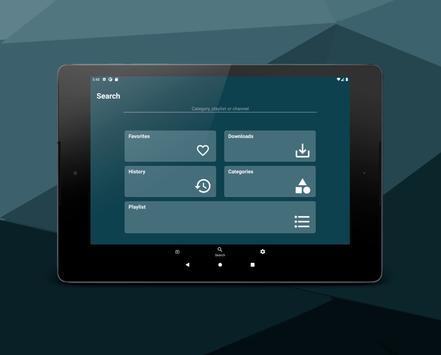 ClickTV: Video On Demand & IPTV Player M3U PRO screenshot 13