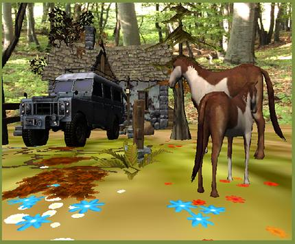 4x4 3d NATUREL PARK screenshot 7