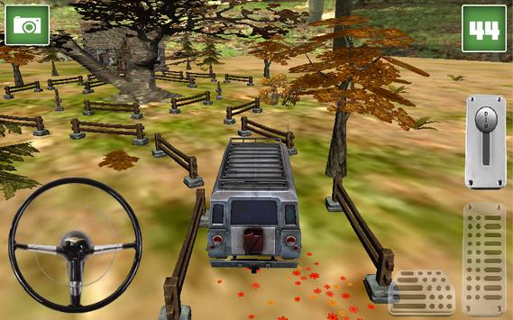4x4 3d NATUREL PARK screenshot 6