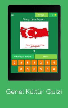 Genel Kültür Quizi screenshot 4