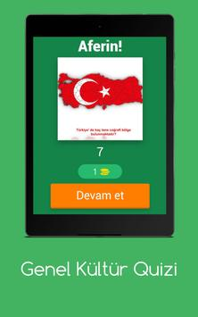 Genel Kültür Quizi screenshot 5