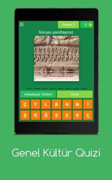 Genel Kültür Quizi screenshot 7