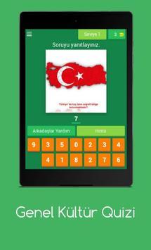 Genel Kültür Quizi screenshot 8