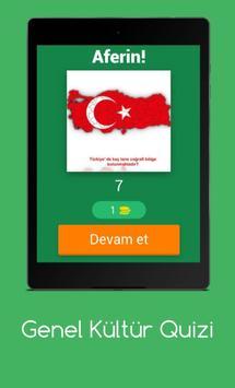 Genel Kültür Quizi screenshot 9