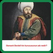 Osmanlı Tarihi Quizi icon