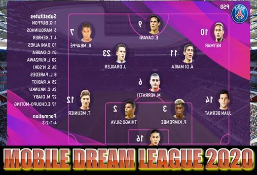 Mobile Top Soccer 2020 - Football Dream League screenshot 1