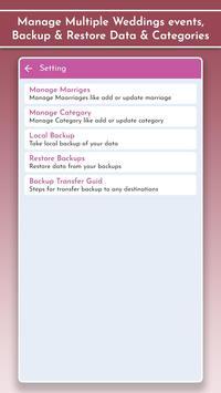 Wedding Planner screenshot 8