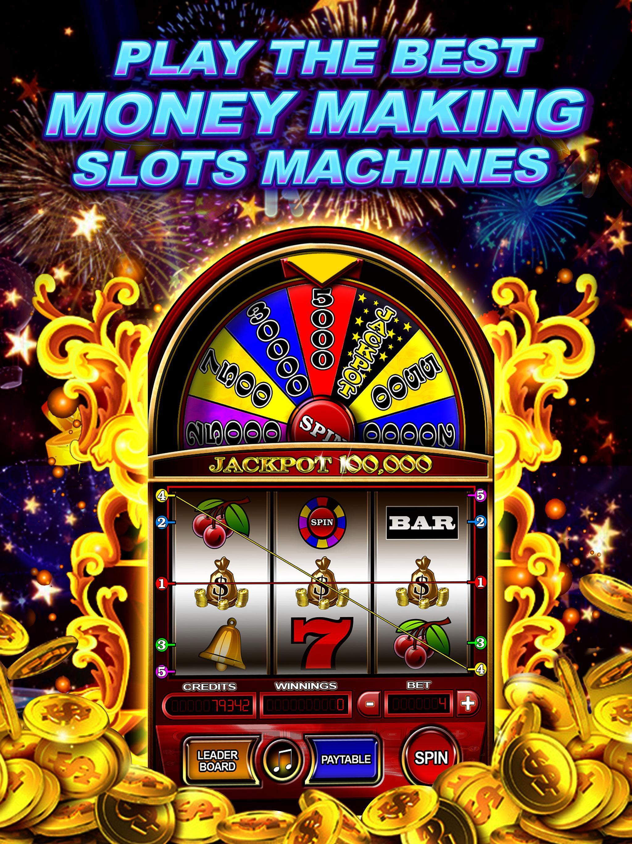 Cash Wheel Slot Machine For Sale