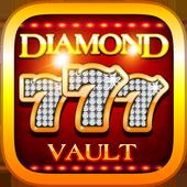 Diamond Vault Slots - Vegas icon