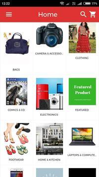 Globegrab.com- My shopping destination screenshot 2