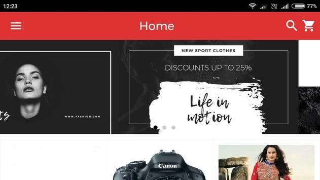 Globegrab.com- My shopping destination screenshot 3