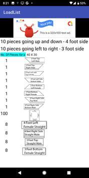 Dance Floor Load List screenshot 1