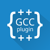 GCC plugin for C4droid icon
