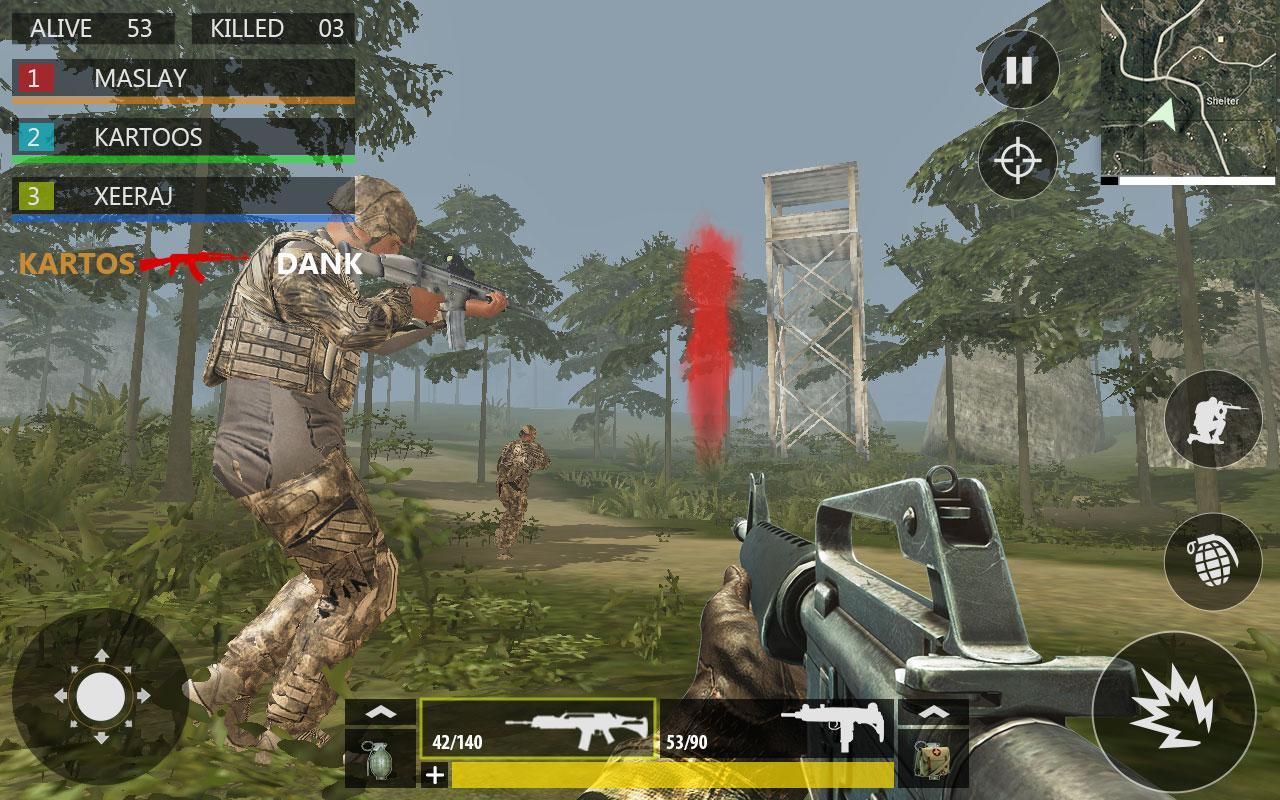 FPS War Modern Combat Action Game for Android - APK Download