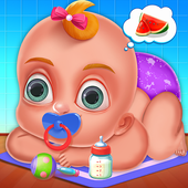 Best Baby Sitter Activity - New Born Baby DayCare icon