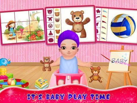 Best Baby Sitter Activity - New Born Baby DayCare screenshot 1