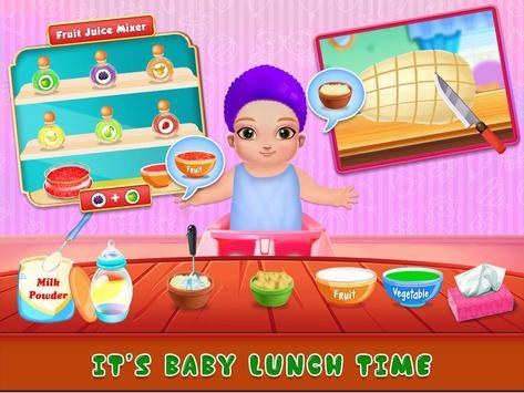 Best Baby Sitter Activity - New Born Baby DayCare screenshot 2