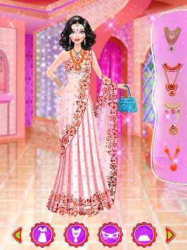 Indian Doll Fashion Salon screenshot 6