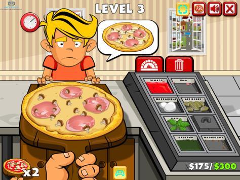 pizza party buffet - cooking games for girls/kids تصوير الشاشة 3