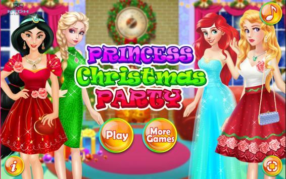 Princess Elsas Party - Dress up games for girls screenshot 8