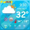 Icona Meteo in diretta - Previsioni meteo 2020