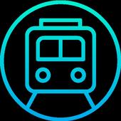 Train Live Status, NTES app,IRCTC Train PNR Status icon