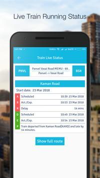 Train Live Status, NTES app,IRCTC Train PNR Status screenshot 1