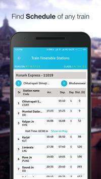 Train Live Status, NTES app,IRCTC Train PNR Status screenshot 5