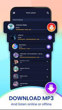Music Downloader 2021 screenshot 2