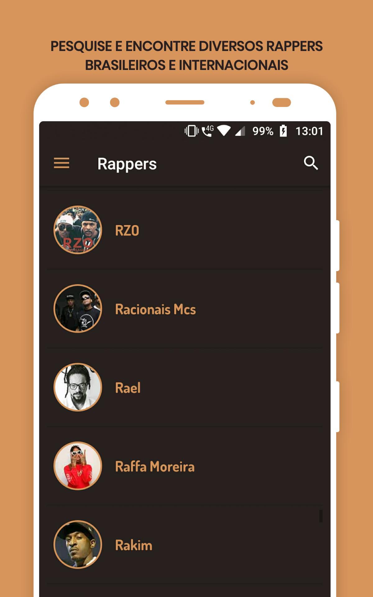 Frases De Rap Brasil For Android Apk Download