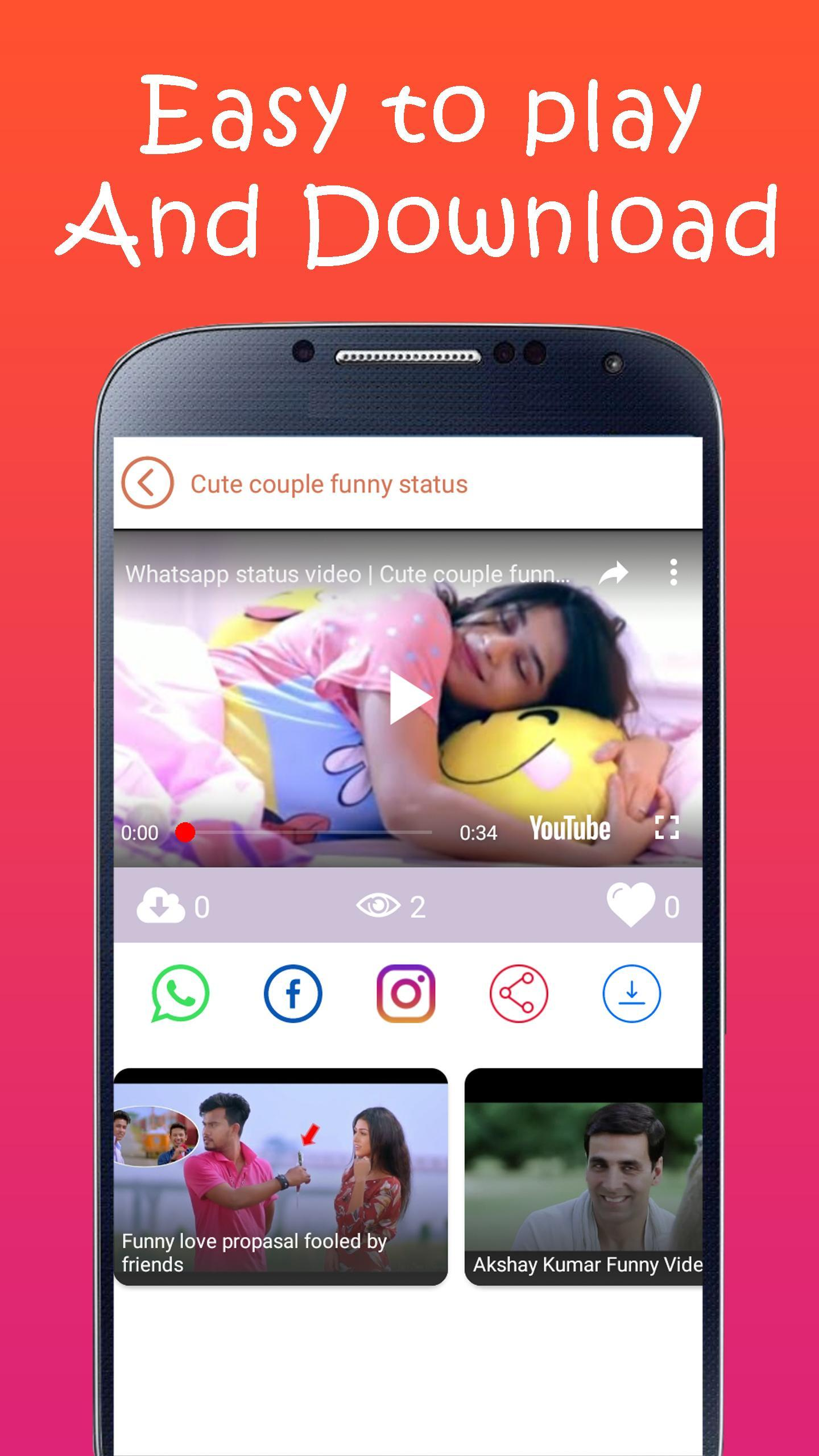 Ut Whatsapp Video Status For Android Apk Download