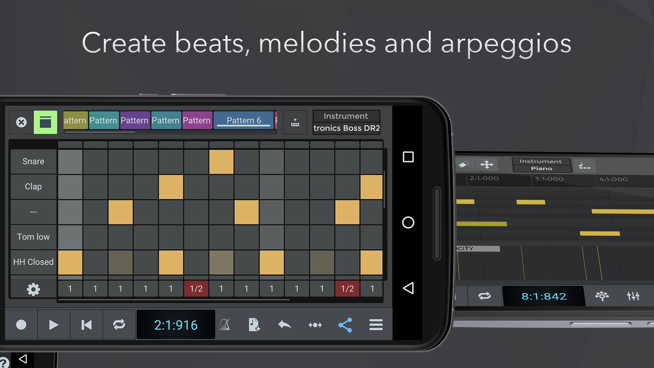 n-Track Studio Music DAW for Android - APK Download