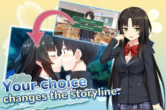 Moe! Ninja Girls captura de pantalla 1