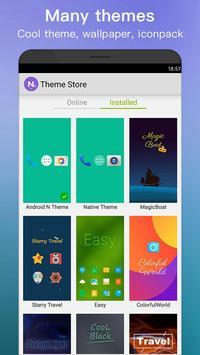 New Launcher screenshot 3