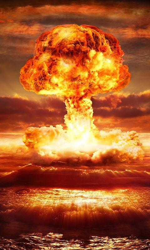 Nuclear Explosion Wallpaper For Android Apk Download - nuclear bomb test roblox