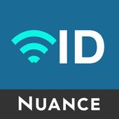 Nuance Voice ID アイコン