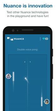 Nuance Voice ID スクリーンショット 6