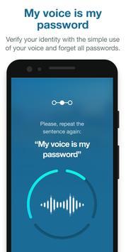 Nuance Voice ID スクリーンショット 1