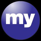 myMetro иконка