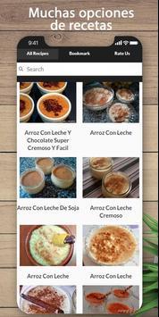 Las mejores recetas de arroz para leche poster