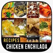 Delicious Chicken Enchilada Recipe icon