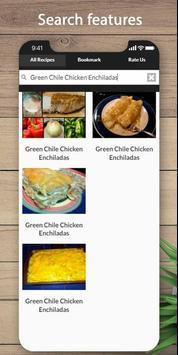 Delicious Chicken Enchilada Recipe screenshot 1
