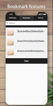 Delicious Chicken Enchilada Recipe screenshot 2